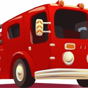 RED-firetruck