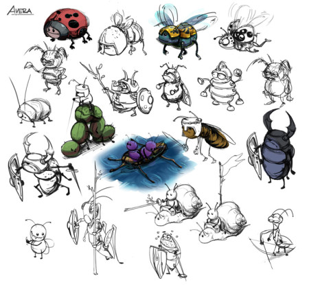 RavenShire-BugConcepts